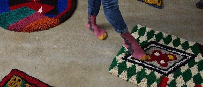 Rag rug workshop with Vita Cochran - May