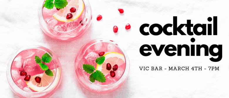 Pride Whanganui Cocktail Evening 2021: POSTPONED