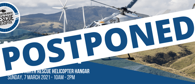 Palmerston North Rescue Helicopter - Open Day 2021