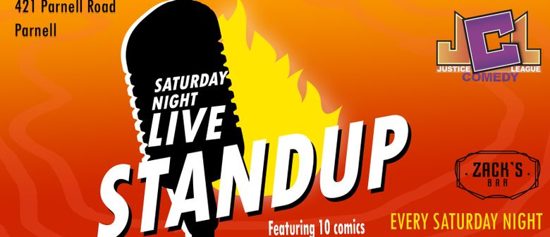 Saturday Night Live Stand-Up Comedy