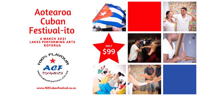 Aotearoa Cuban Festival-ito 2021: CANCELLED