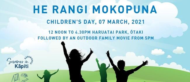 He Rangi Mokopuna - Celebrating Children's Day