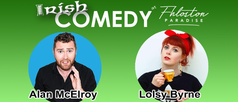 St Patrick's Day Irish Comedy Show