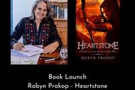 Book Launch: Robyn Prokop - Heartstone