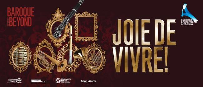 Baroque & Beyond - Joie de Vivre: CANCELLED