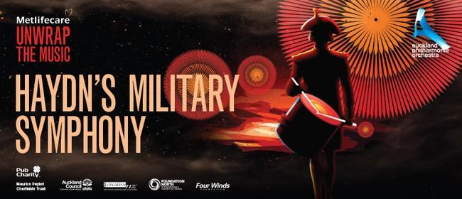 Metlifecare Unwrap: Haydn's Military Symphony