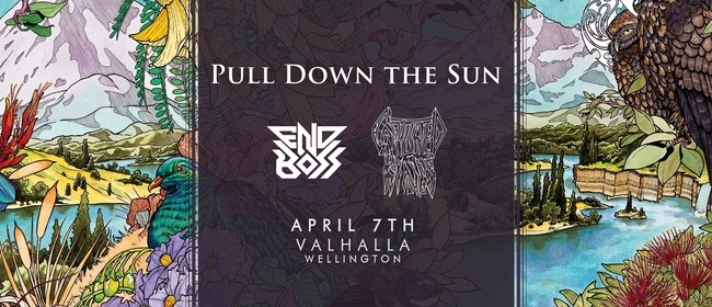 Pull Down The Sun - Of Valleys And Mountains Release Tour