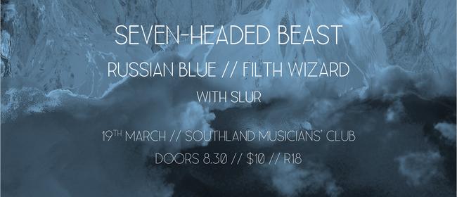 Seven-Headed Beast: Russian Blue & Filth Wizard