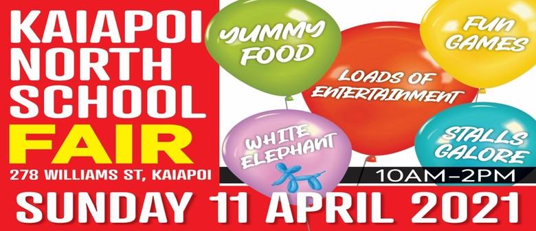 Kaiapoi North School Fair 2021