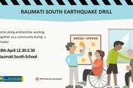 Raumati South Community Earthquake Drill