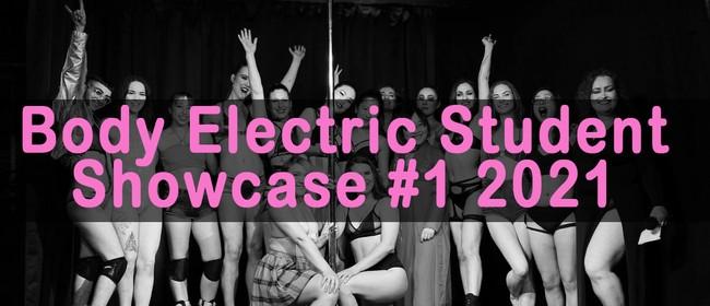 Netflix & Pole: Body Electric Student Showcase 2021
