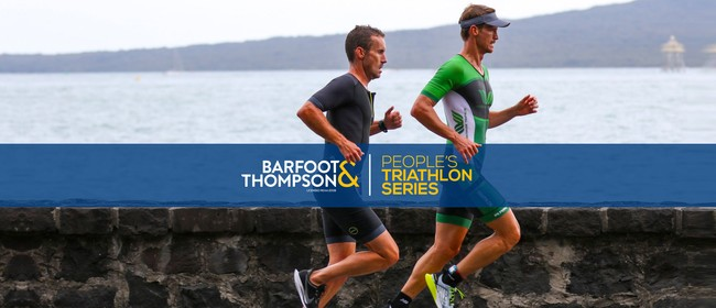 Barfoot & Thompson People's Triathlon Series - Race 4