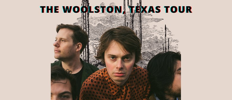 Adam Hattaway and The Haunters - Woolston, Texas Tour
