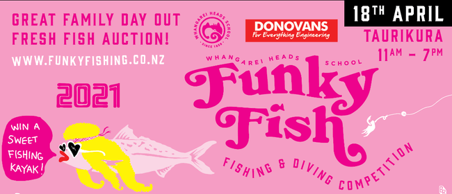 Donovans Funky Fishing & Diving Competition & Family Fun Day