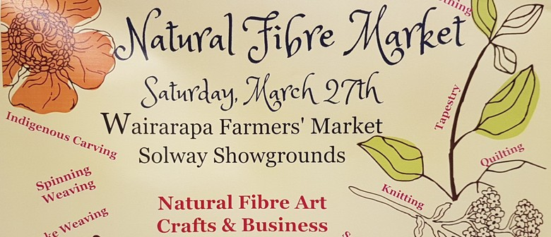 "Wairarapa Farmers' ""Natural Fibre"" Market"