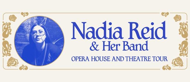 Nadia Reid & Her Band - Opera House & Theatre Tour