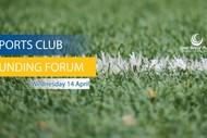 Sport BOP Club Funding Forum