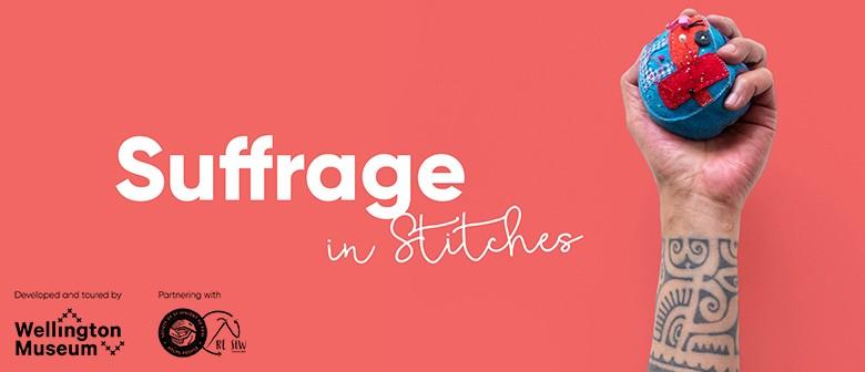 Suffrage in Stitches