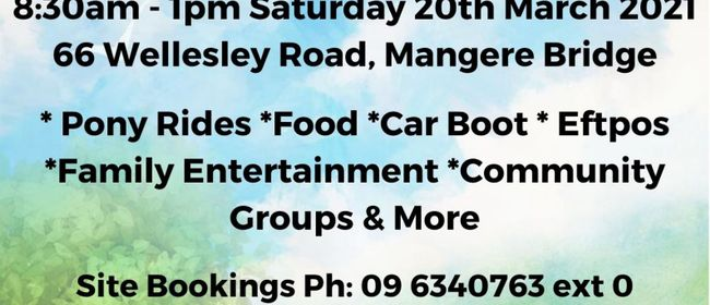 Ambury Park Centre Car Boot & Family Fun Day