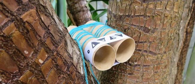 Craft Corner: Bird Finding Binoculars