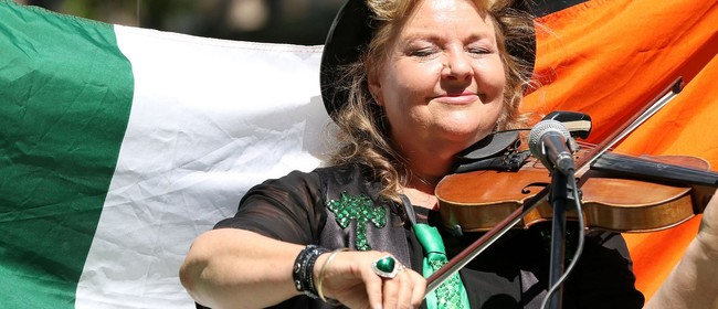St Patrick's Parade and Irish Music & Dance Festival