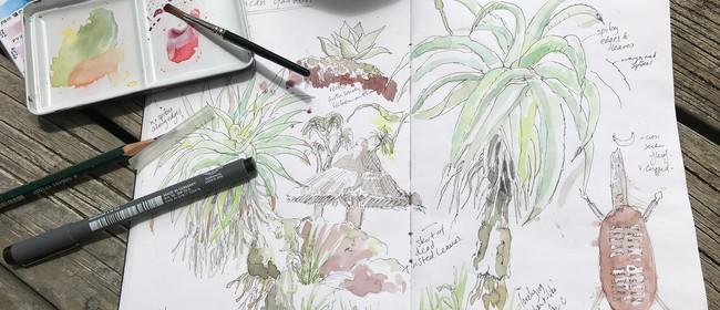 EcoFest West - Nature Journaling