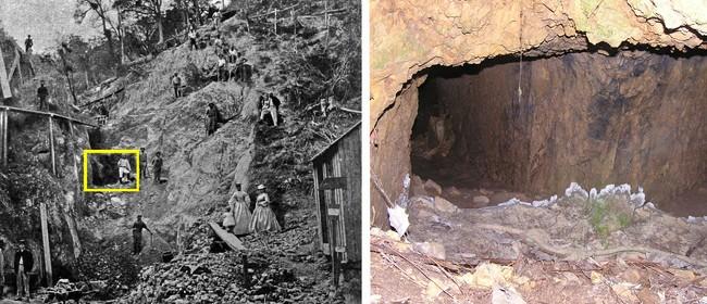 Guided Tour: Eureka Hill mining settlement