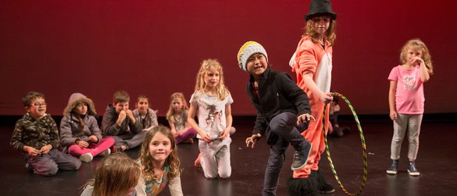 Hit the Stage! Holiday Programme (Ages 7-9)