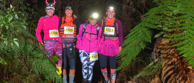 The Possum Night Trail Run