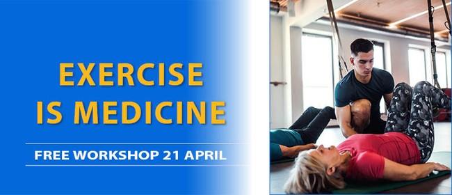 Exercise is Medicine Workshop