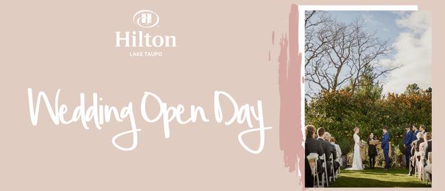Hilton Lake Taupo Wedding Open Day