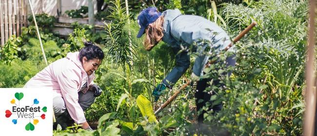 Organic Gardening Sessions - EcoFest West