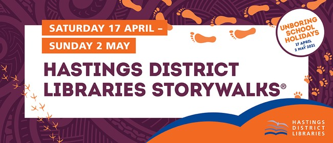 Hastings District Libraries StoryWalks®
