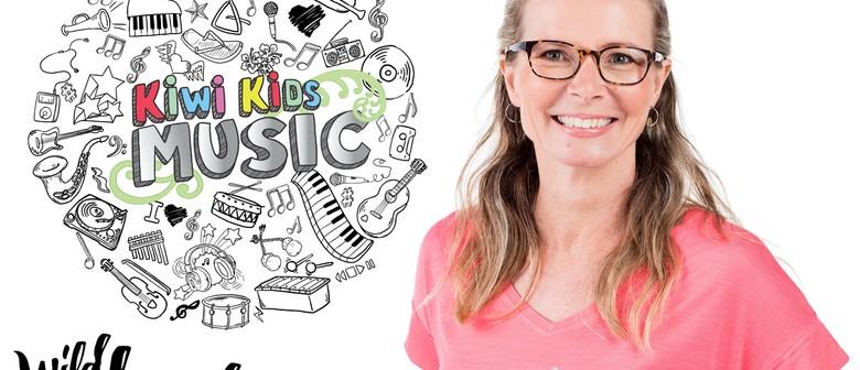Wild Dunedin: Kiwi Kids Wild Music