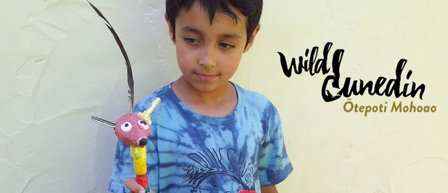 Wild Dunedin: Making 'Wild Thing' Sticks