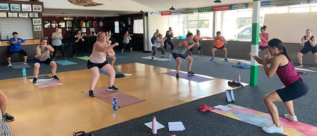 Auckland Pop Up Workout