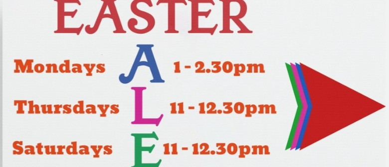 Easter Sale - Everything Must Go