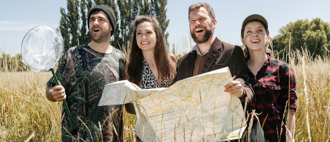 Auckland Improv Festival presents Off The Map