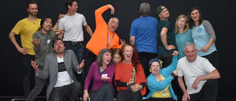 Auckland Improv Festival presents LOL with The Improv Mob