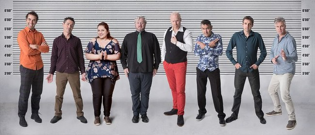 Auckland Improv Festival presents The Improv Bandits