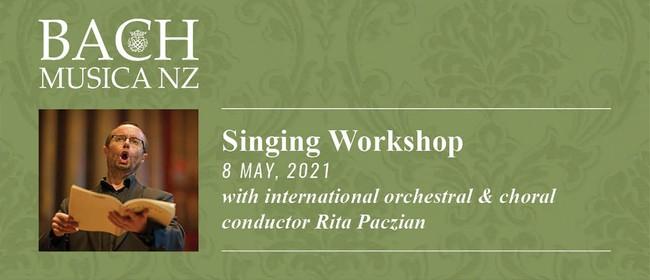 Bach Musica NZ Singing Workshop - Haydn Creation