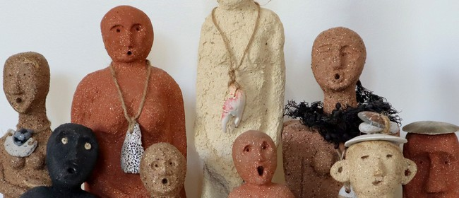 Ceramics Exhibition by Julienne Dickey