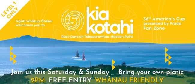 Kia Kotahi - Race Days on Takaparawhau