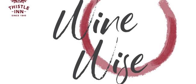 Wine Wise : Wine Tasting Series
