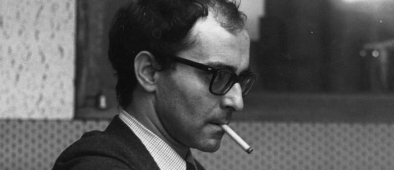 Jean Luc Godard At The Lumiere