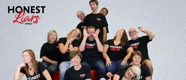 Auckland Improv Festival presents Honest Liars