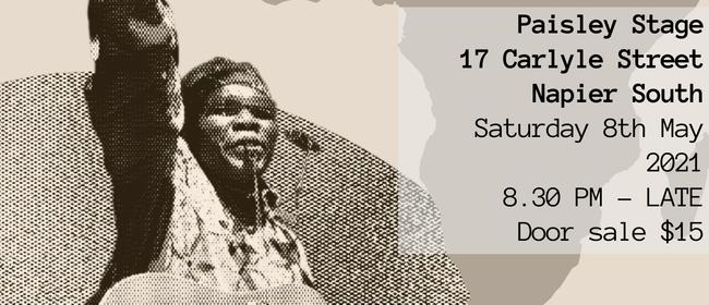 Afro Music Experience Sam Manzanza & Afrobeat Band