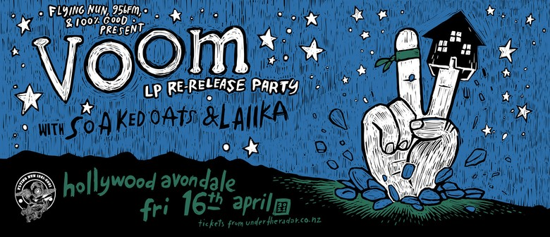 Voom - 'Hello Are You There?' Reissue Party