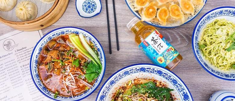 Taste Asian Flavours Walking Tour
