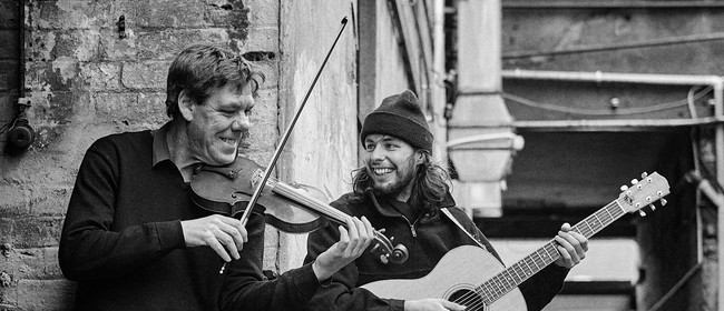 Ren and Rob: Traditional Irish Music